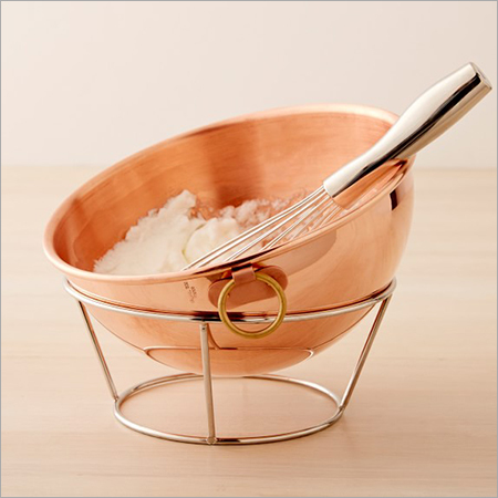 Copper Mixing Bowl