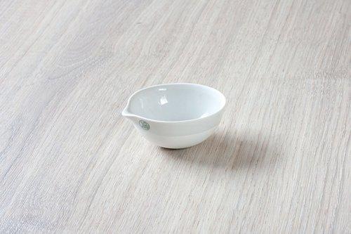 Evaporating dish, medium