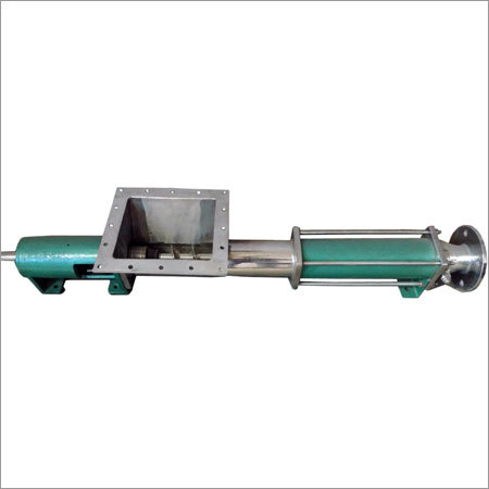 Hopper Screw Pump