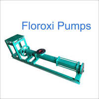 Floroxi Helical Screw Pumps