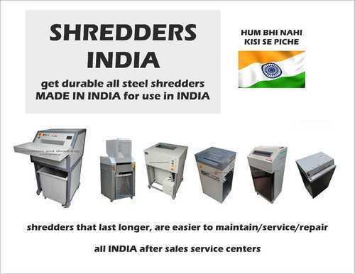 Shredder Machine