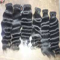 Cheap Raw Unprocessed Virgin Wholesale Indian Temple Hair Extension Human Hair