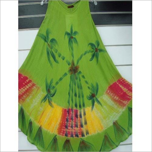 Ladies Fancy Umbrella Dress