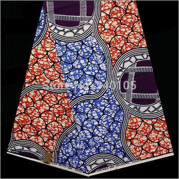 Cotton Wax Print Fabrics