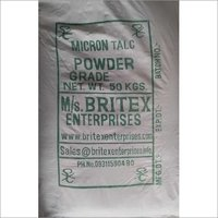 TALCUM POWDER (Industrial Grade)
