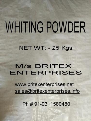 Chalk Powder Whiting