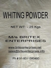 WHITING / CHALK POWDER