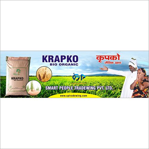 Bio Organic Fertilizer