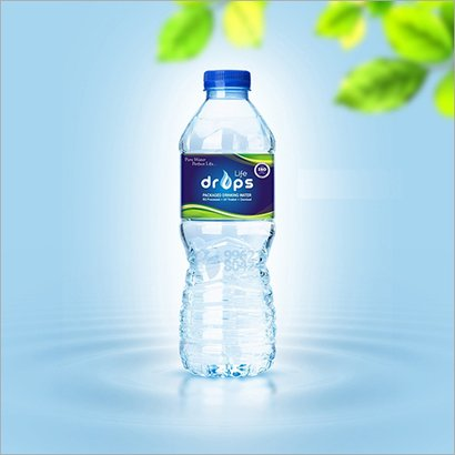 1L Life Drops Mineral Water Packaging: Plastic Bottle