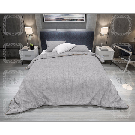 Plain Textured Bed Sheets