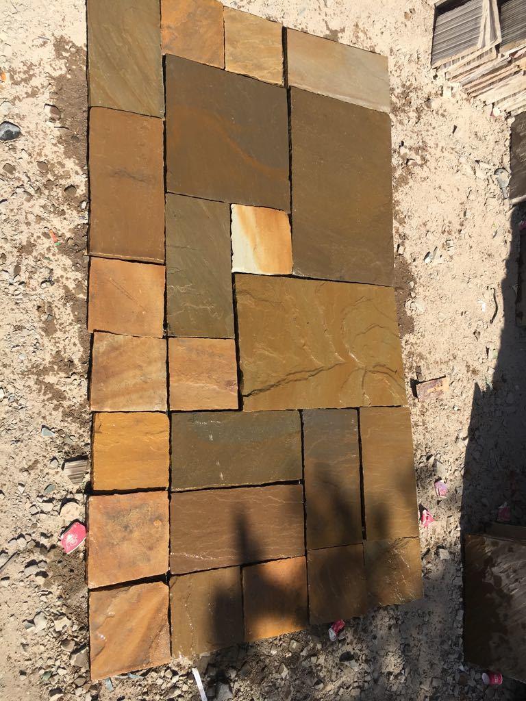 D.Y.B Sandstone