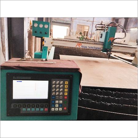 CNC Oxy Fuel Machine