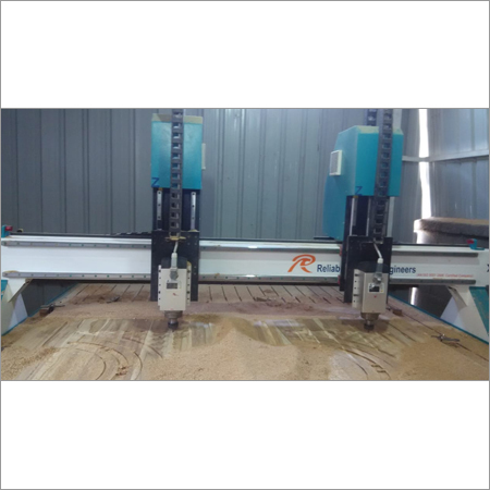 Double Head Stone CNC Router