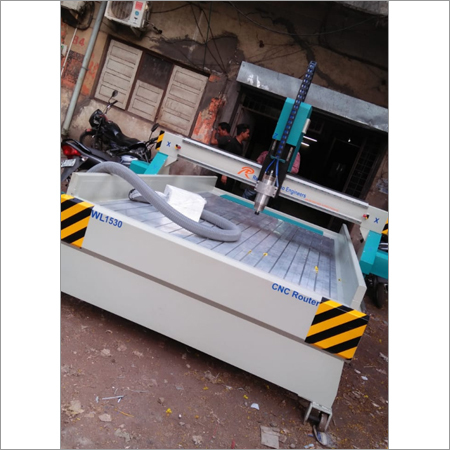 CNC Stone Router Machine