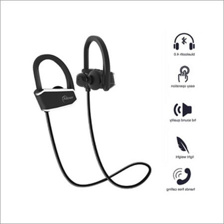 IPX7 Waterproof Bluetooth Headphone With Mic