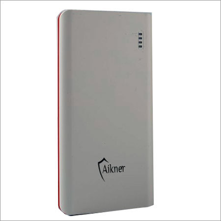10000mAh Li-Polymer Battery Power Bank