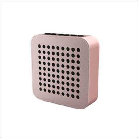 Metal Box Speaker
