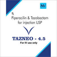 Piperacilin Tazobactam Injection