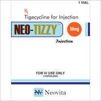 Tigecycline 주입