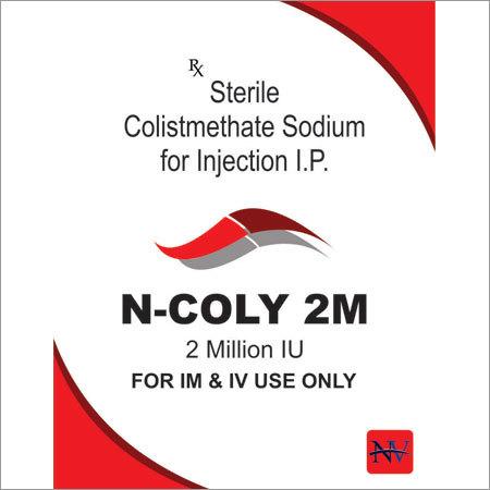 Sterile Colistmethane Sodium Injection