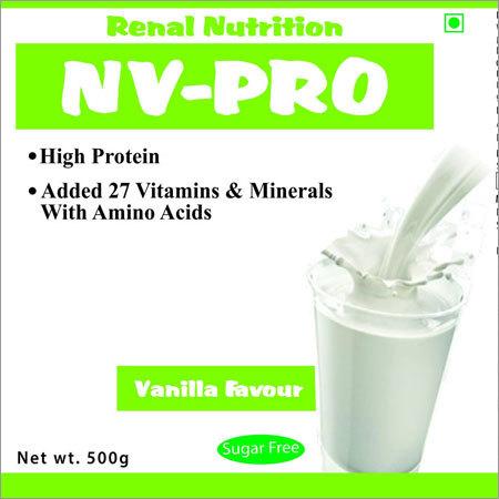 Vanilla Flavour Protein Powder