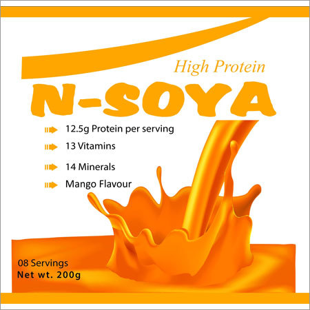 N-Soya Nutritional Supplements
