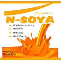 N-Soya Nutritional Supplements