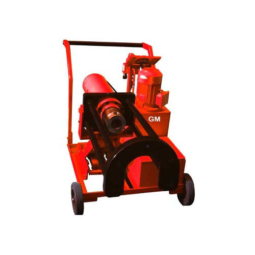 Motorised CTRB Extractor