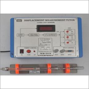Transducer & Instrumentassion Trainer kit