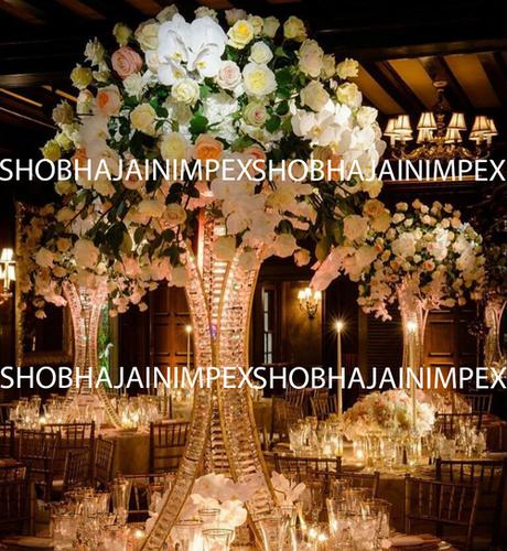 Modern Concept Wedding Flower Pot