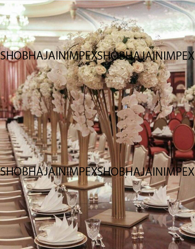 Table Wedding Flower Stand