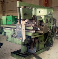 Semi- Automatic Milling Machine