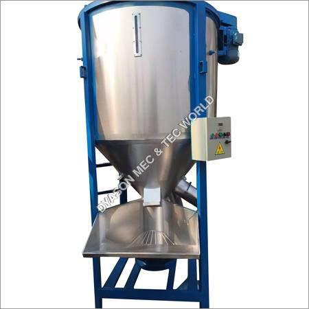 25 kg Per Batch Plastic Mixing Machine