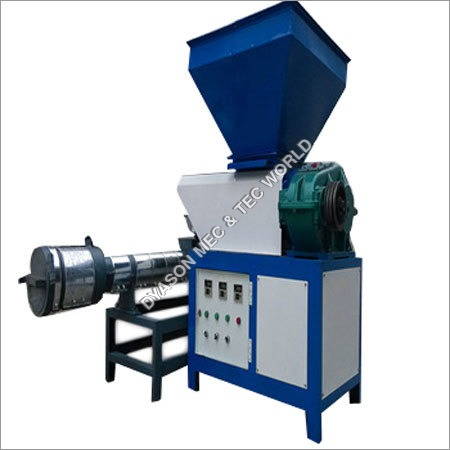 Recycle Waste Plastic Granules Making Machine