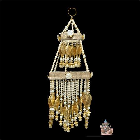 Handicraft Beads Design Jhoomar Manufacturerhandicraft