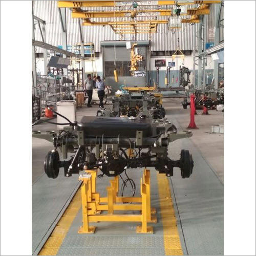 Chassis Assembly Slat Conveyor