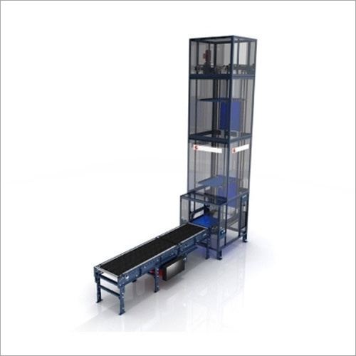 Continuous Vertical Conveyors