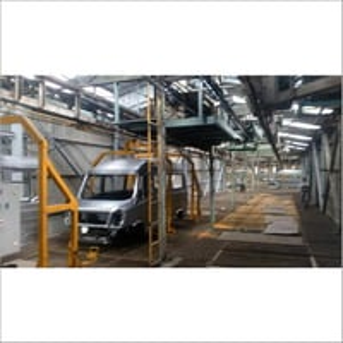 Automatic Overhead Conveyor