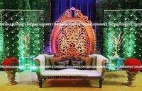 Wedding Fiber Panel Back Drops