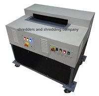Strip Cut Paper Shredder