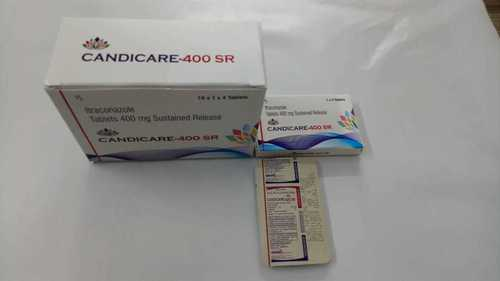 Itraconazole 400 mg Sustained Release Tablet