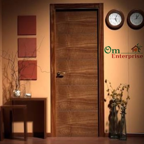 Hardwood Flush Door