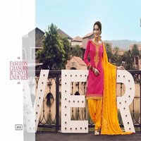 FANCY WHOLESALE PATIALA SUIT ONLINE