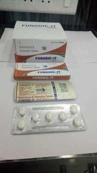 Terbifinabine 250mg + Itraconazole100 mg F/CTab