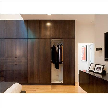 Wooden Wardrobe Design Services