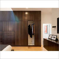 Wooden Wardrobe Design Services