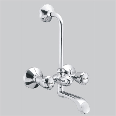 L Bend Wall Mixer