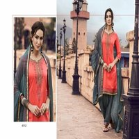 LADIES PUNJABI PATIYALA SUITS SHOPPING