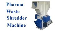Pharma Waste Shredder