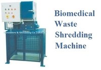Biomedical Waste Shredding | Shredder Machine